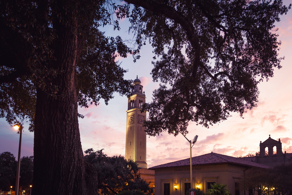 LSU Memorial Tower