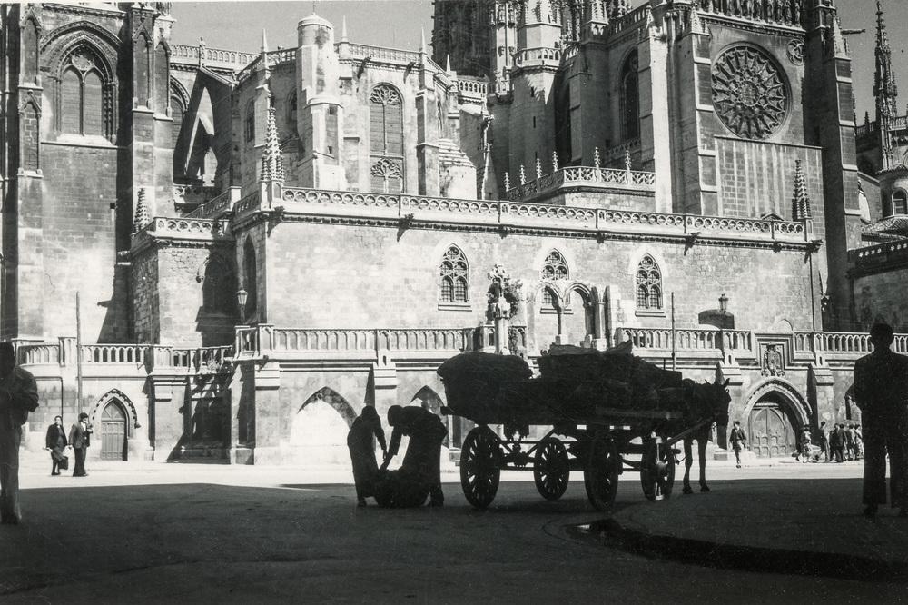 Plaza de Santa Maria, 1952