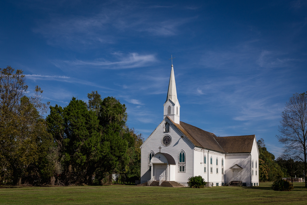 St. Mary's, circa 1875