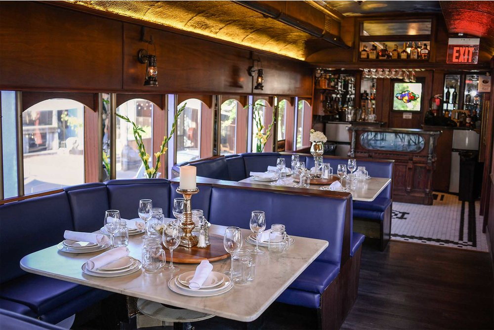 Blue Bayou Dining - more than a meal, it's an experience.