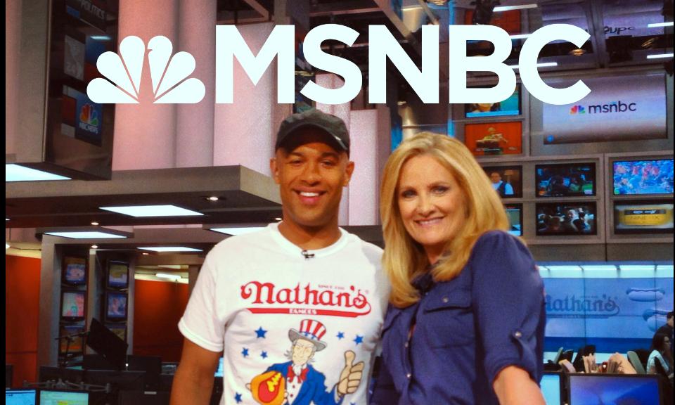 MSNBC: Weekends with Alex Witt