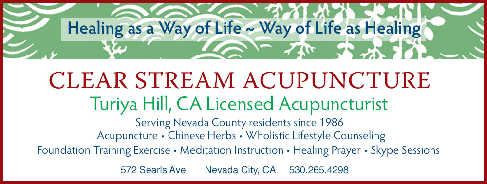Clear Stream Acupuncture