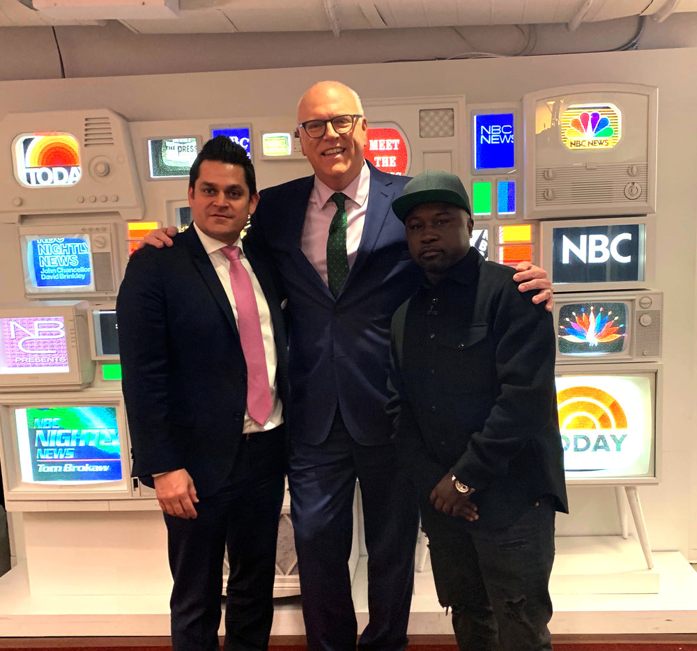 Havoc of Mobb Deep & Rep. Joe Crowley