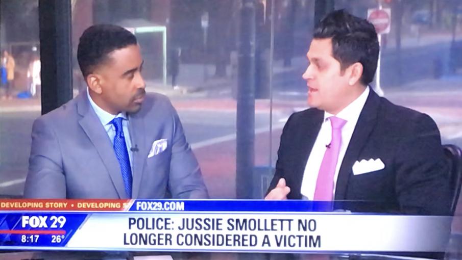 Fox 29 Legal Commentary  Jussie Smollett 2-17-19