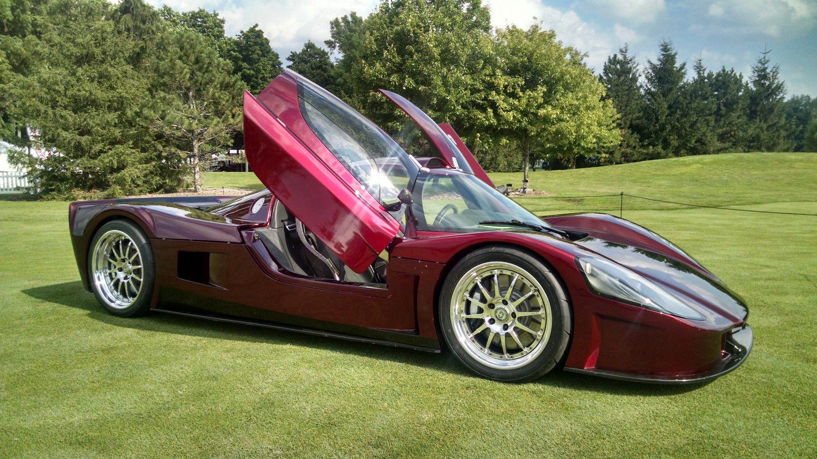 Roberto\'s SL-C — Superlite Cars