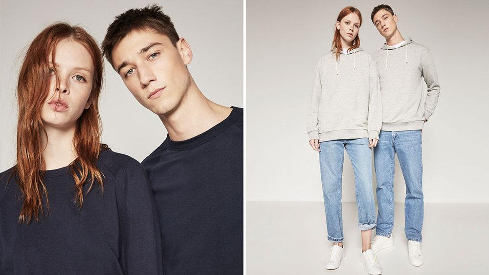 Zara's 'Ungendered' Collection