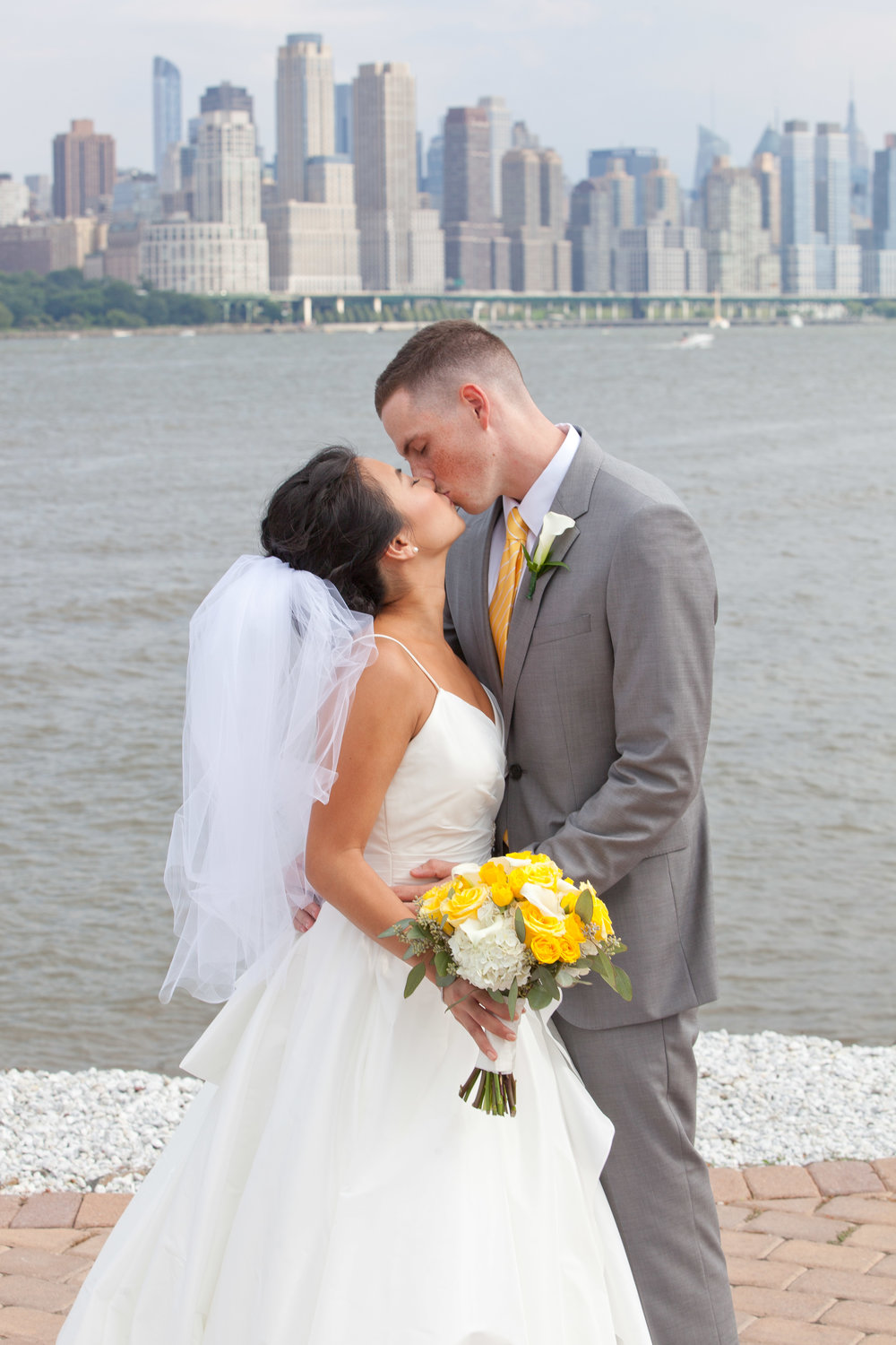 Janet & Tyler | Waterside | New Jersey