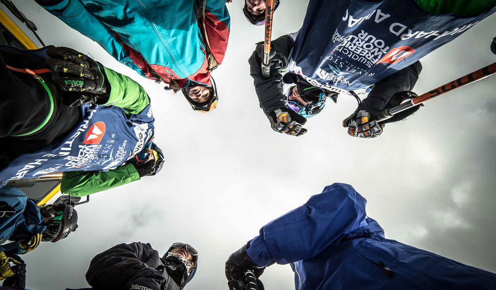 PHOTO: Freeride World Tour