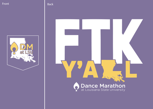 fe0b89fb This file contains shirt designs sold during the 2015-2016 Dance Marathon  at LSU leadership year.