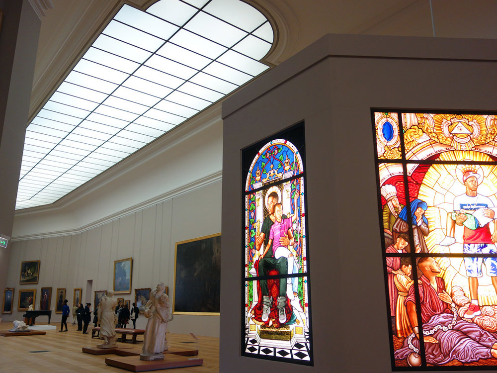 05 Curagenda PAW 2016 FIAC On-Site Kahinde Wiley.jpg