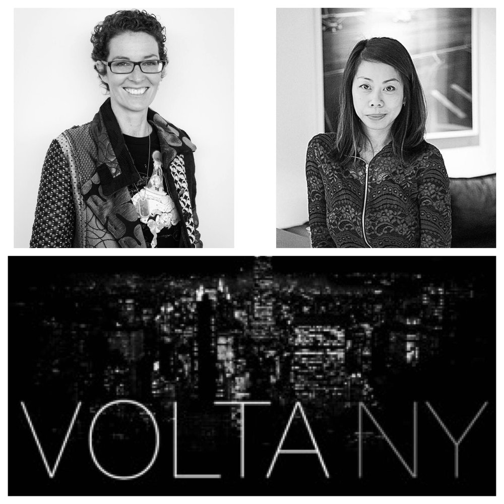 VOLTA Guest of Honor Walkthrough Themed 'Diversity' with Helen Homan Wu, Founder Curagenda and Artistic Director Amanda Coulson's Welcome Introductions