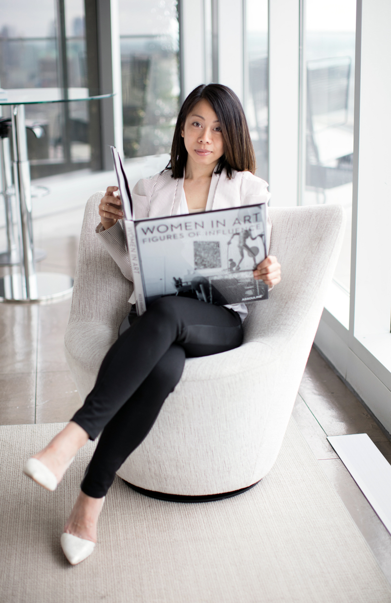 Helen Homan Wu (photo: Ashley Chui)