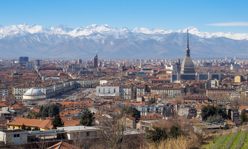 TURIN & NORTHERN ITALY INSIDER'S ART WINE EXPERIENCE MAY-JUNE, october-november