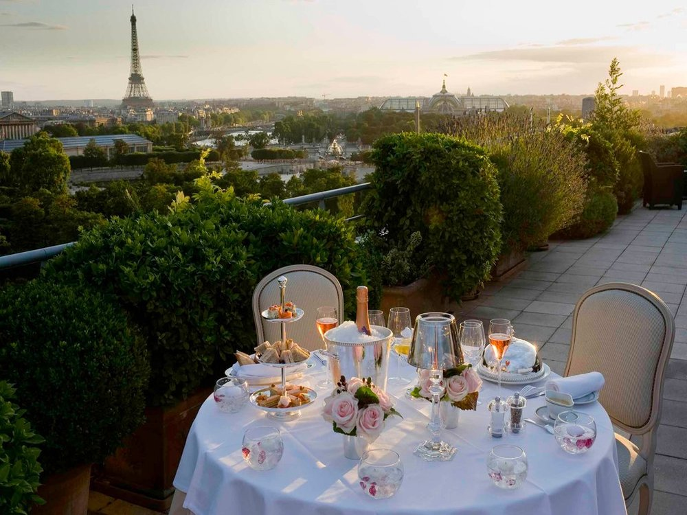 TAILORMADE PARIS STAY AT A CHOICE OF OUR PREMIUM LUXURY HOTEL PARTNERS