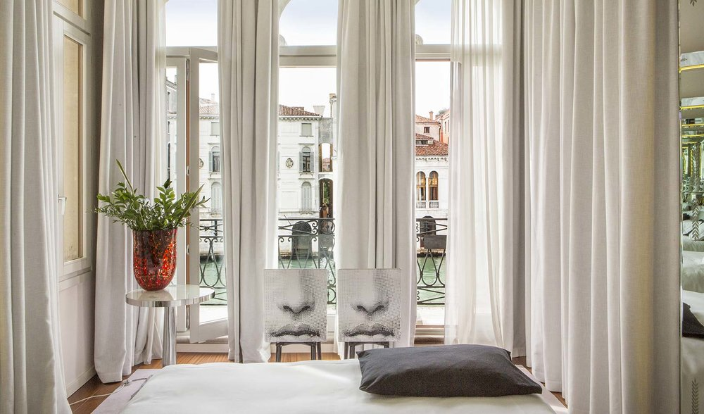 VENICE  TAILORMADE PACKAGE WITH SPECIAL OFFER AT PALAZZINA OR AMAN