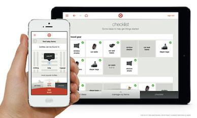mobile scanner and tablet kiosk, checklist