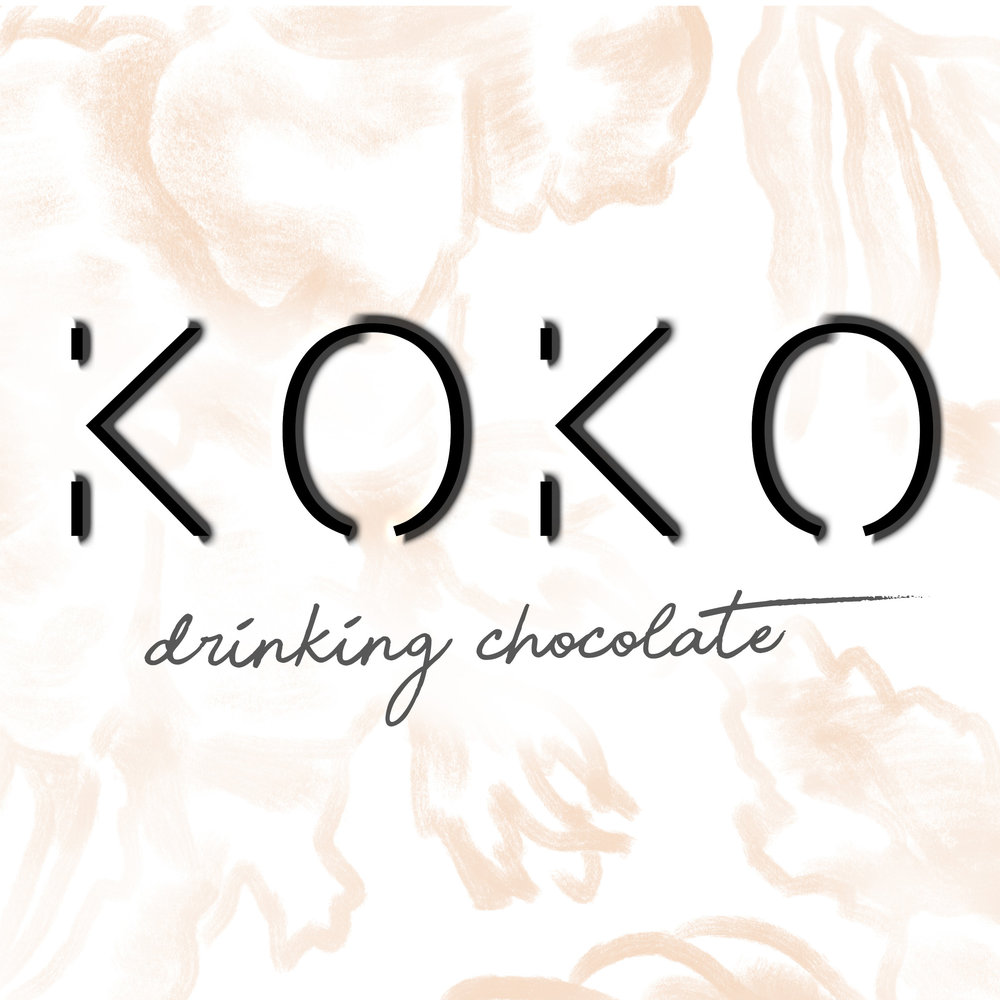 KOKO:  logo and package design
