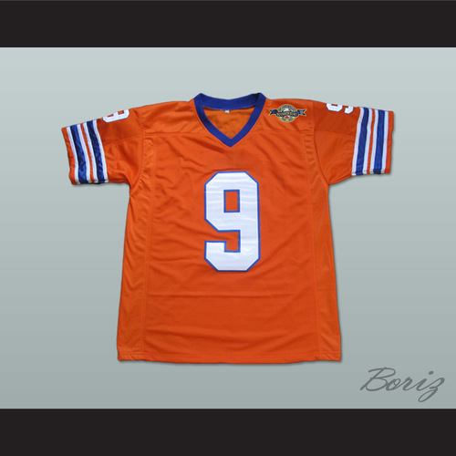 Adam Sandler Bobby Boucher The Waterboy Mud Dogs Football Jersey with Bourbon  Bowl Patch. Waterboy Jersey 1.jpg eb04270e0