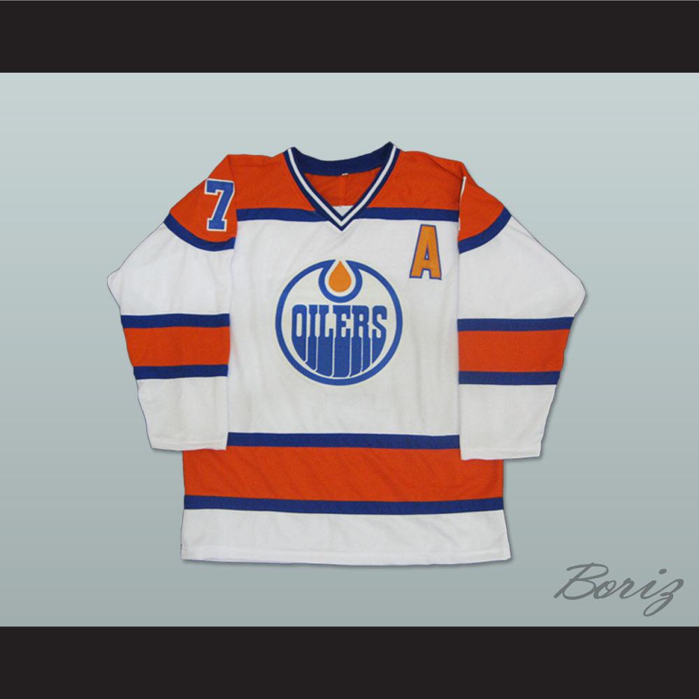 ALBERTA 7 Pic 9.jpg. WHA 1972-73 Alberta Oilers Home Hockey Jersey 2636c397a