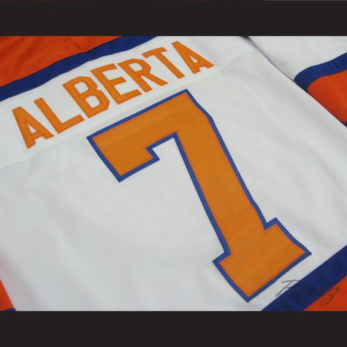dbf975b9278 WHA 1972-73 Alberta Oilers Home Hockey Jersey — BORIZ