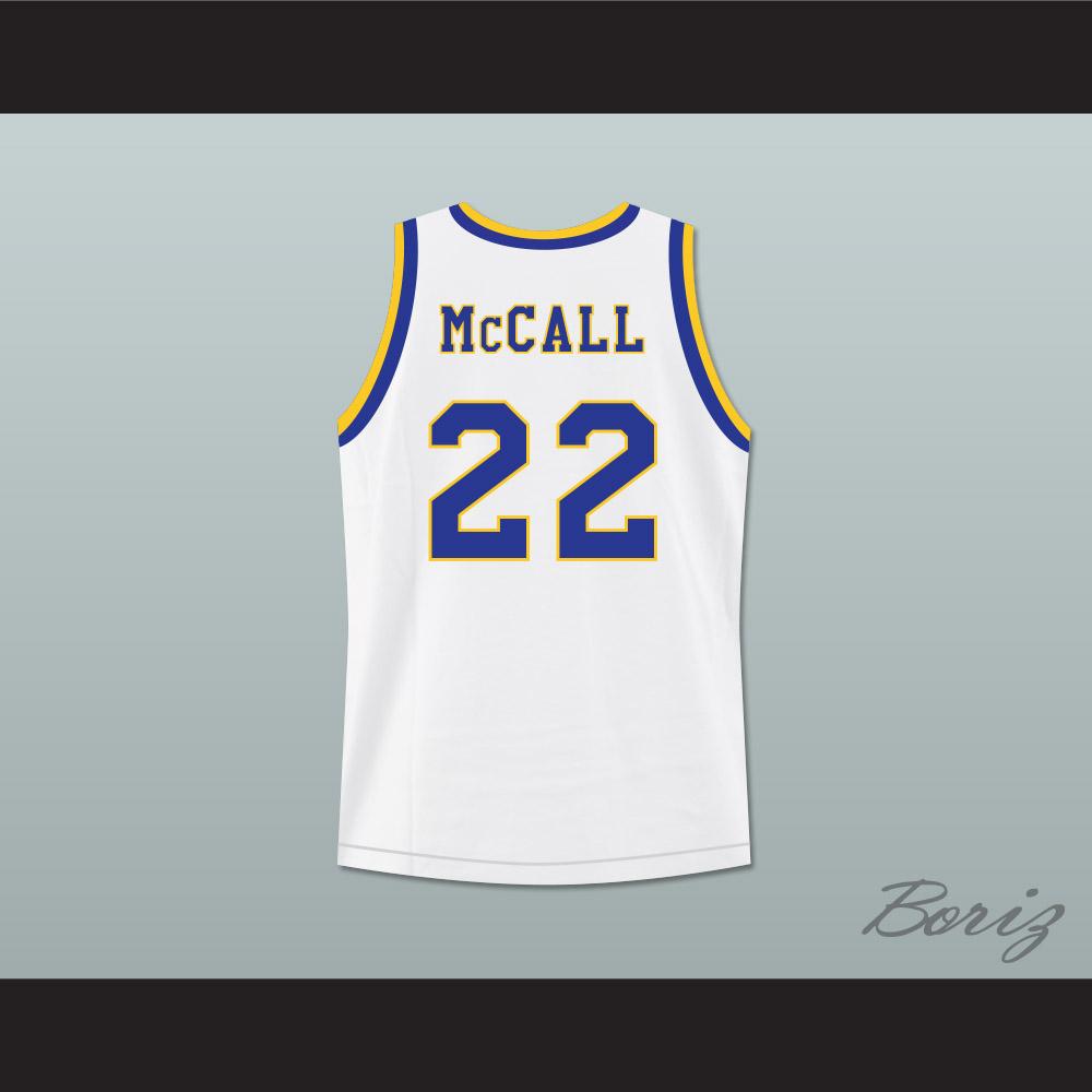 56ad58cdc02 Omar Epps Quincy McCall 22 Crenshaw High School Basketball Jersey Love and  Basketball — BORIZ
