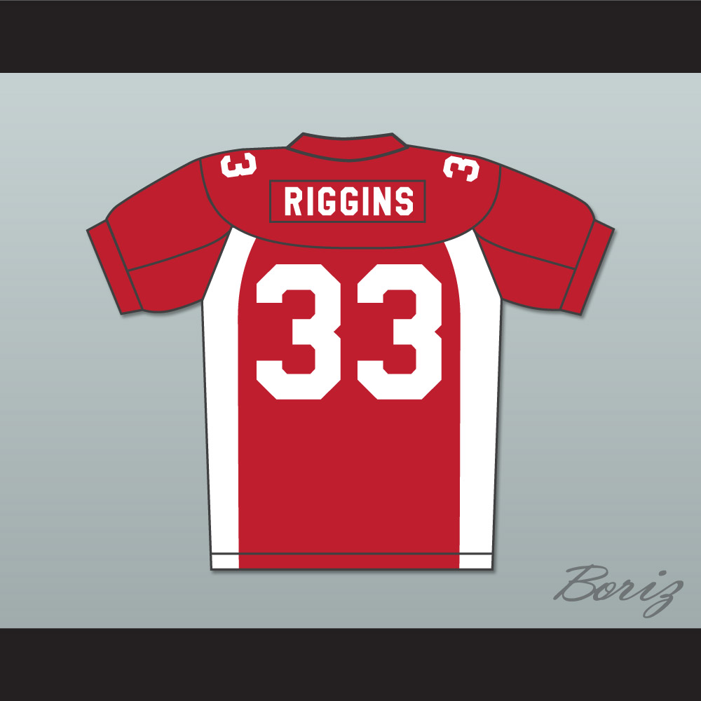 Sports Mem, Cards & Fan Shop Tim Riggins #33 Friday Night Lights Football Jersey Dillon Panthers All Sizes Activewear