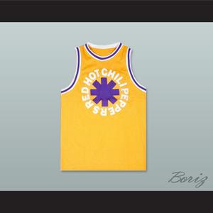 fd223d92a990 RHCP 83 Yellow Basketball Jersey