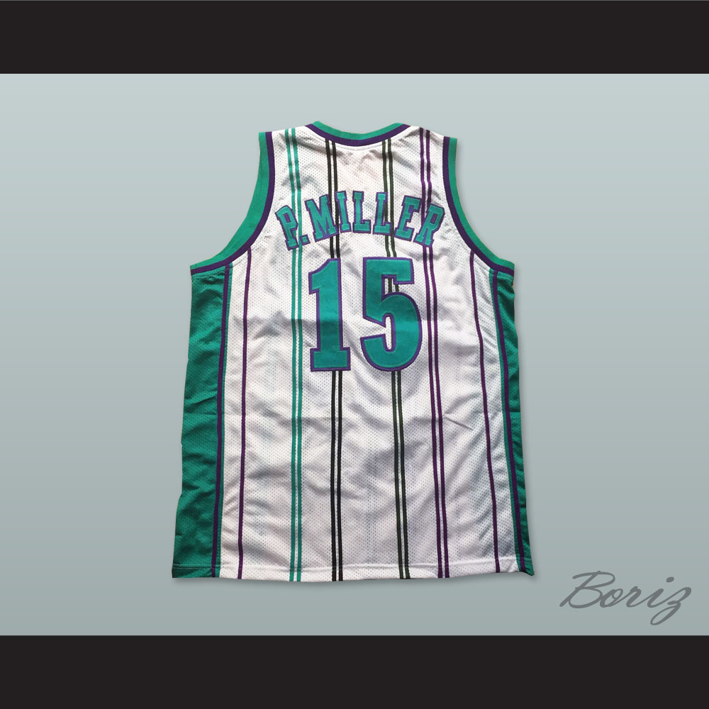 0af301a106f6 Master P Percy Miller 15 Pro Career White Basketball Jersey