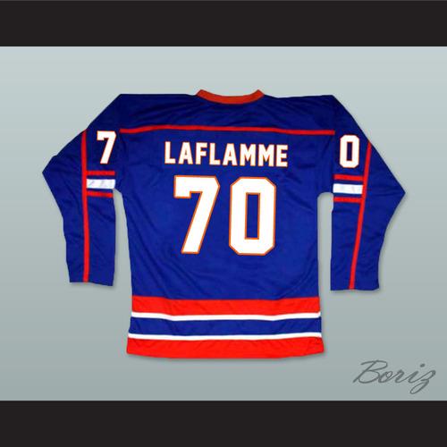 Xavier LaFlamme 70 Halifax Highlanders Hockey Jersey Goon 2 — BORIZ c00eaa5896b
