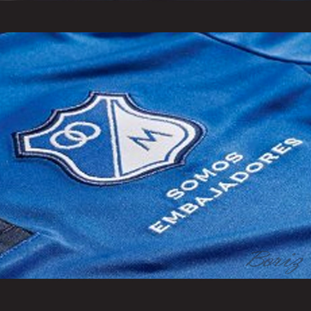 602c2a7baf1 MILLONARIOS FC COLOMBIA FOOTBALL SOCCER SHIRT JERSEY — BORIZ