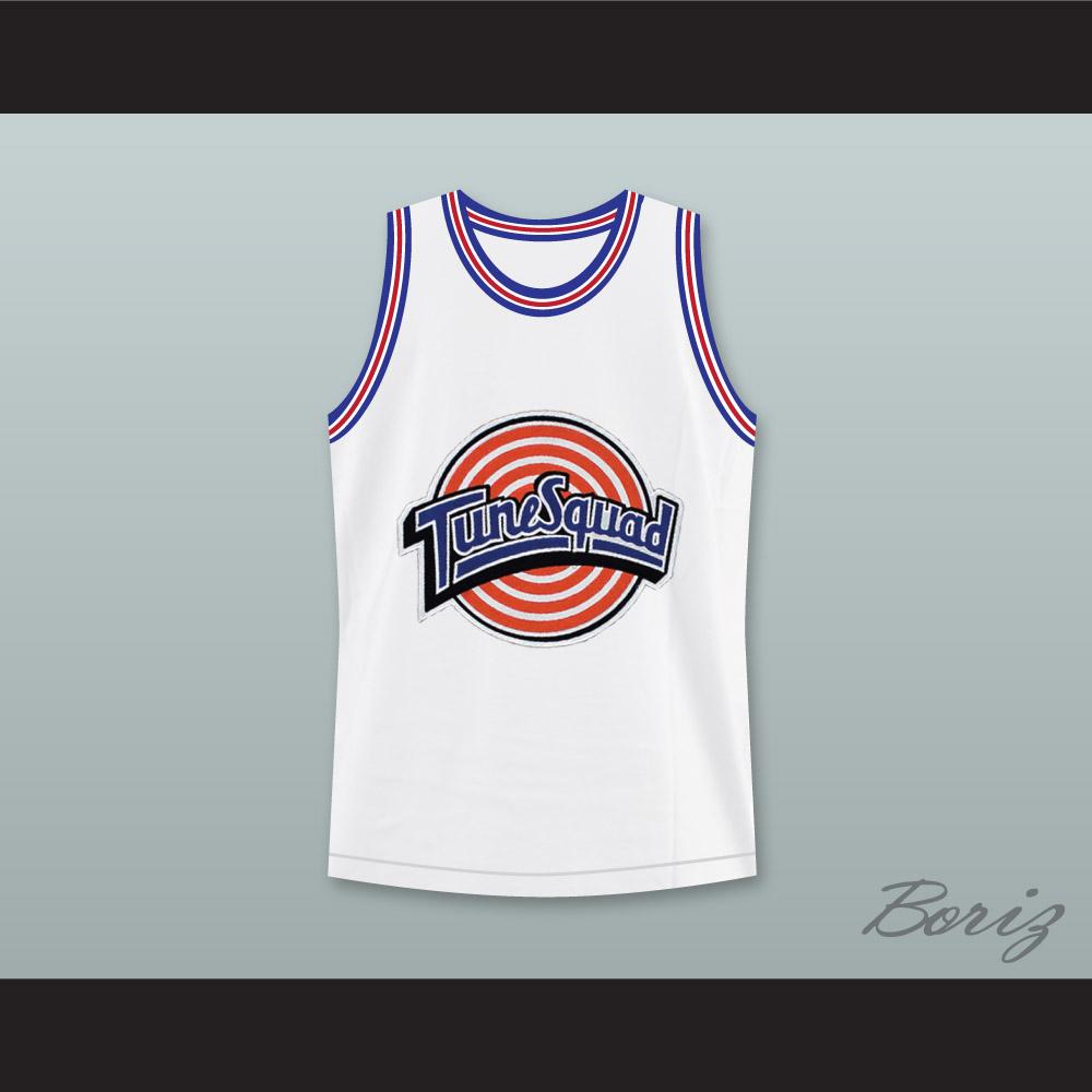 2d41a86c49c4 Space Jam Tune Squad Daffy Duck 2 Basketball Jersey — BORIZ