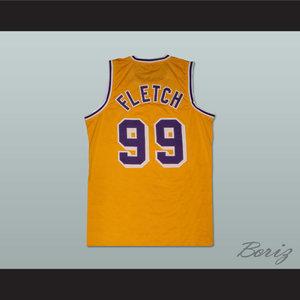 Chevy Chase Irwin  Fletch  Fletcher 99 Basketball Jersey 42308f730
