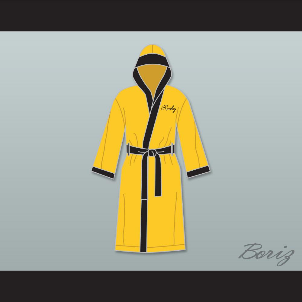 34c9ad0623 Rocky Full Robe Hood Yellow 2 1.jpg. Rocky Balboa Italian Stallion ...