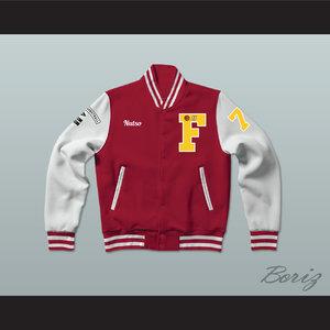 76dc03cd1682f7 Nutso High School Basketball Varsity Letterman Jacket-Style Sweatshirt  Above The Rim