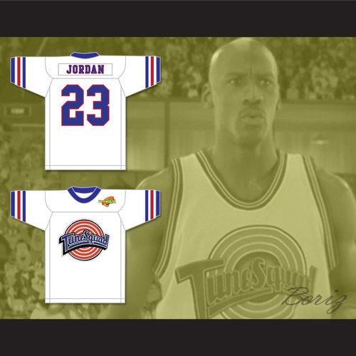 9c5f900655c6 Michael Jordan 23 Tune Squad Football Jersey with Space Jam Patch. Jordan  Tune Squad SJP 1.jpg. Jordan Tune Squad SJP 2.jpg. Jordan Tune Squad SJP  3.jpg