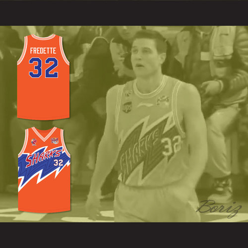 85d793ceccfc Jimmer Fredette 32 Shanghai Sharks Orange Basketball Jersey with CBA ...