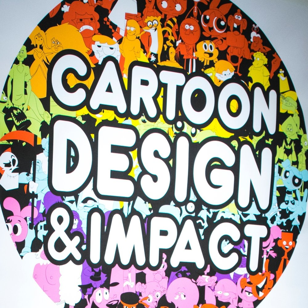 cARTOON DESIGN & IMPACT - For my senior thesis project, I did a case study of Cartoon Network character design through its history, which culminated in my thesis exhibition in the spring of 2016. My research book can be found and viewed here, and the accompanying digital presentation can be found here.