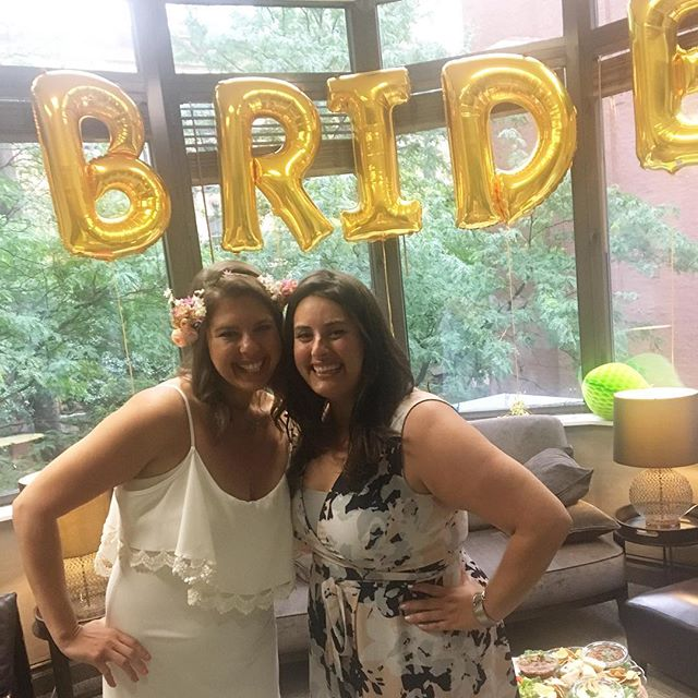 The countdown for #campgarside is on! Major 💜 to this gorgeous bride-to-be.