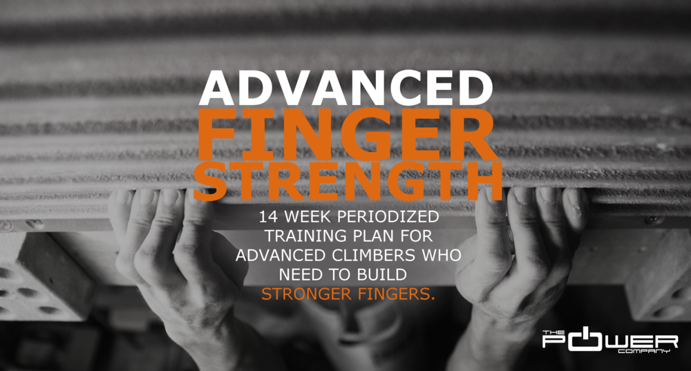 $15   Click image to learn about ADVANCED FINGER STRENGTH