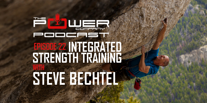 steve bechtel power company climbing podcast