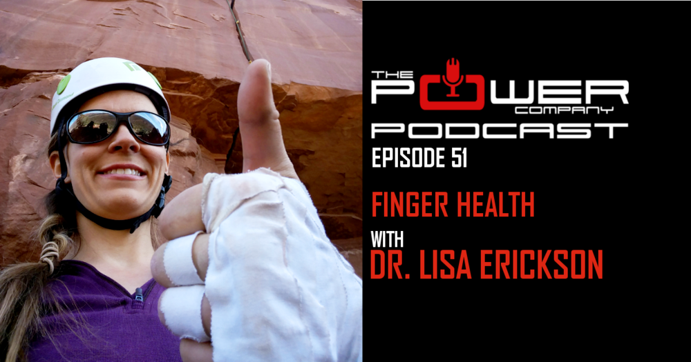 Dr. Lisa Erickson Finger Health