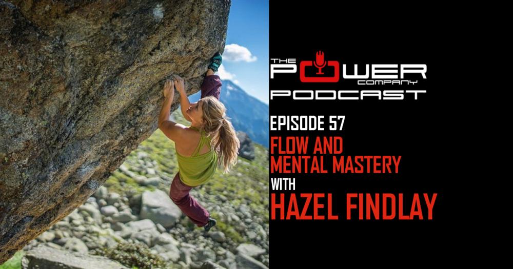 Hazel Findlay Power Company Podcast
