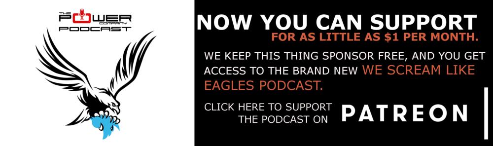 power company climbing podcast