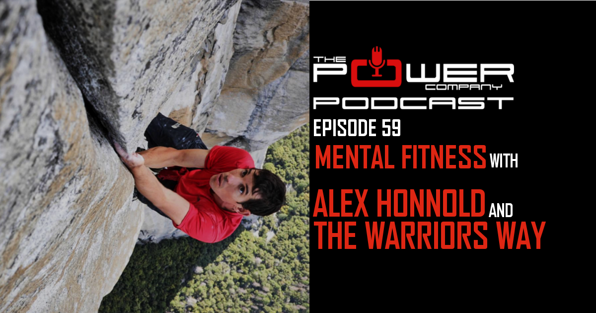 Episode 59: Mental Fitness with Alex Honnold and The