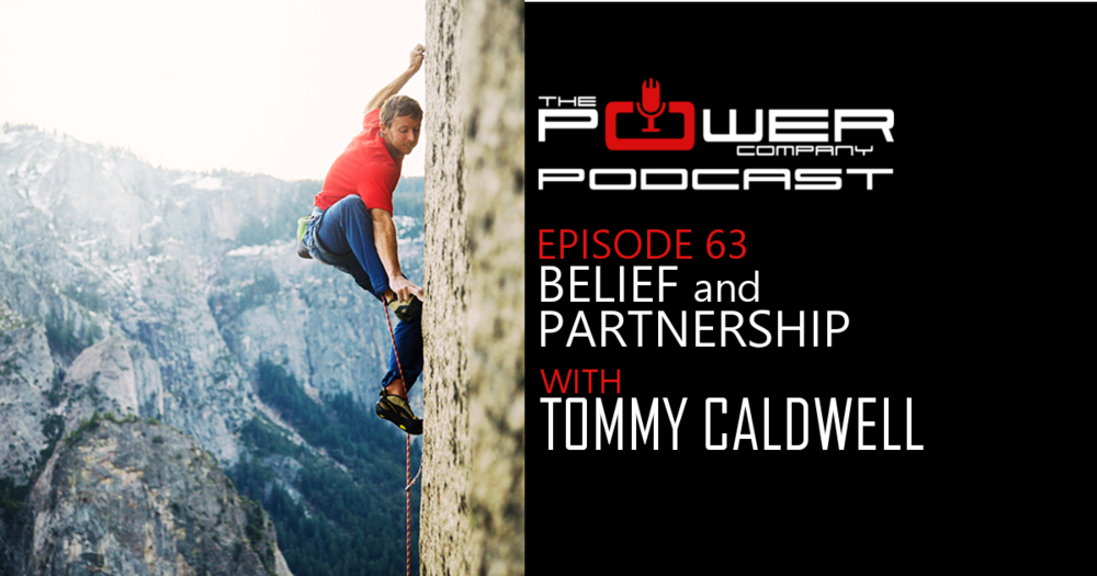 Tommy Caldwell Podcast