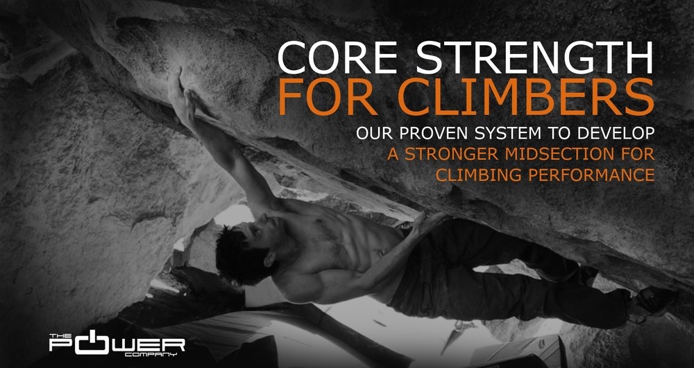 $35 Click the image to learn more about Core Strength for Climbers
