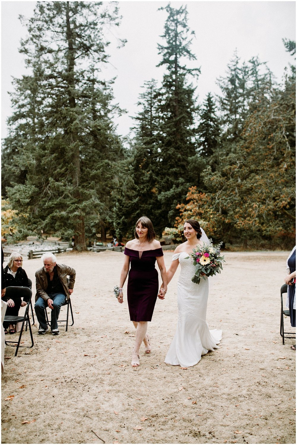 Newcastle Island BC Wedding 2
