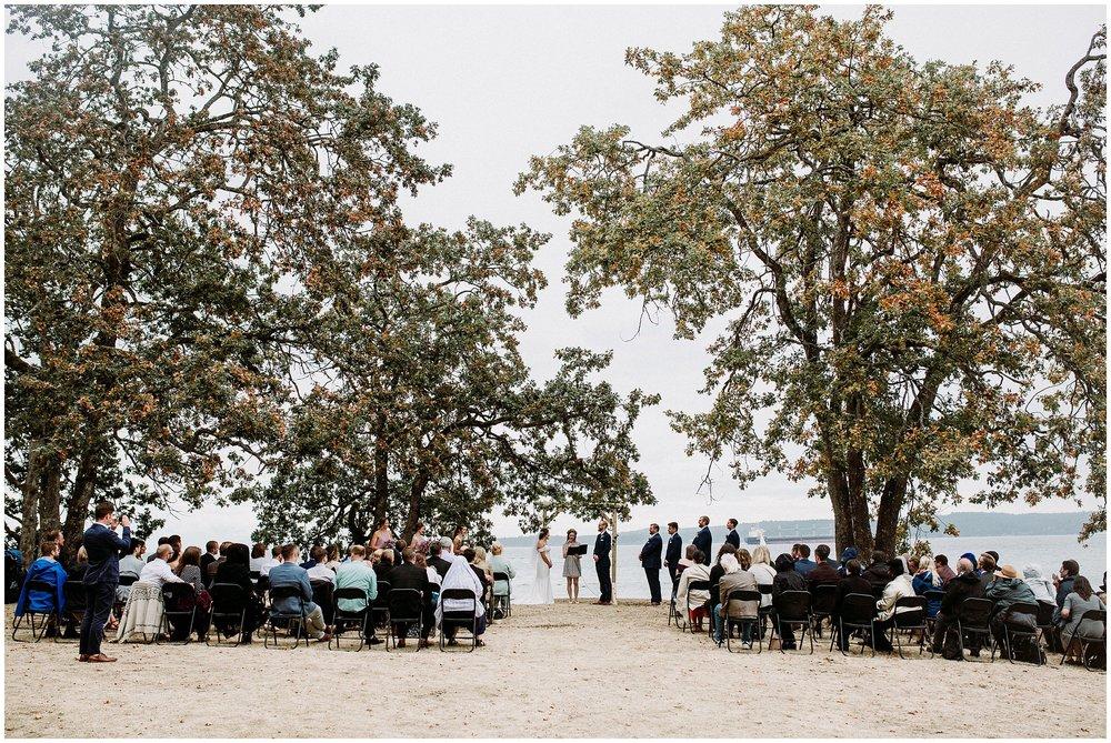 Newcastle Island BC Wedding 3