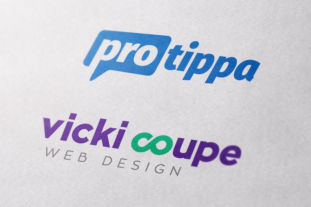 LOGO DESIGN SAMPLES    →