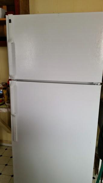Adios refrigerator!